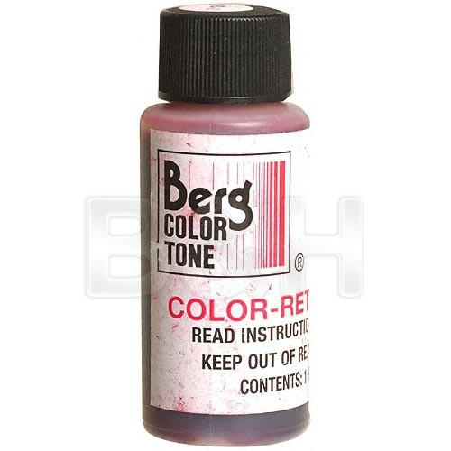 Berg Toner for Black & White Prints - Blue-2 TRB2
