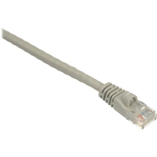 Comprehensive 50' (15.2 m) Cat6 550MHz Snagless Patch CAT6-50BLK