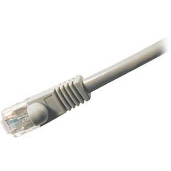 Comprehensive Cat5e 350 MHz Snagless Patch Cable CAT5-350-100GRY