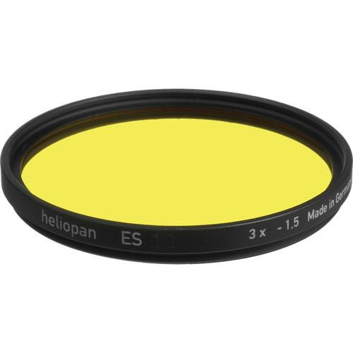 Heliopan  58mm #8 Medium Yellow Filter 705803