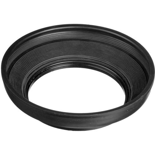 Heliopan  62mm Screw-in Rubber Lens Hood 71062H
