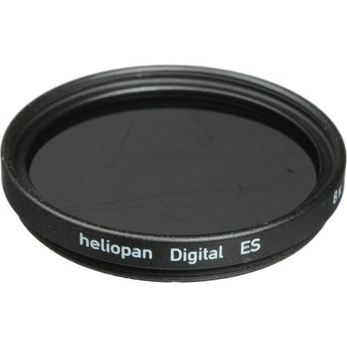 Heliopan 62mm Solid Neutral Density 0.9 Filter (3 Stop) 706237