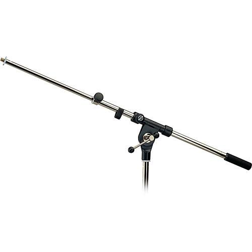 K&M 211/1 Telescoping Boom Arm (Black) 21110-500-55