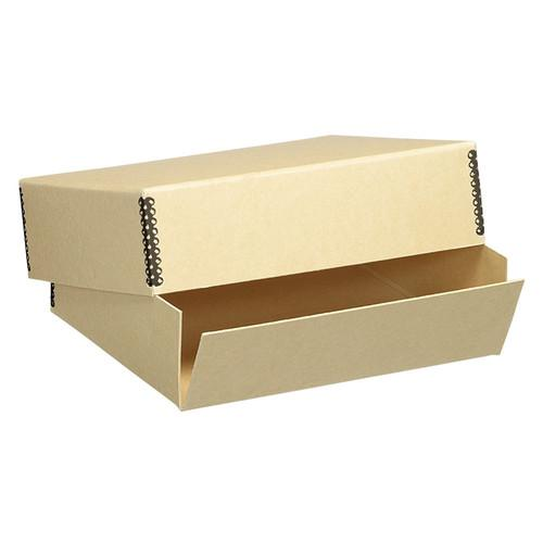 Lineco 733-2022 Museum Quality Drop-Front Storage Box 733-2022