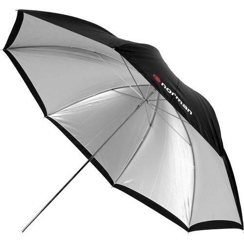 Norman 812563 Umbrella - Silver - 45