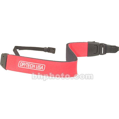 OP/TECH USA  Fashion Strap-Bino (Red) 1602412