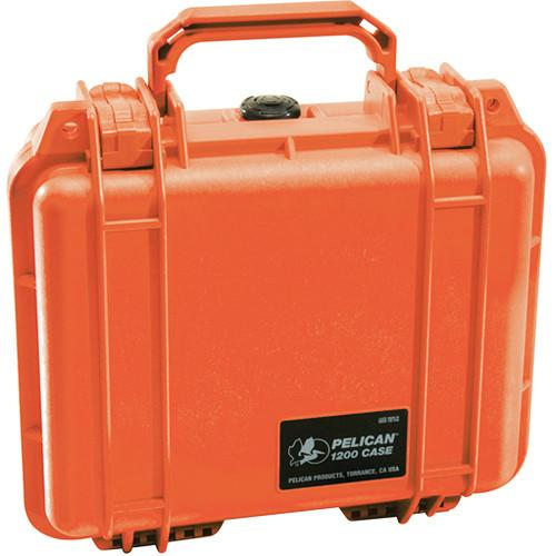 Pelican 1200 Case without Foam (Yellow) 1200-001-240