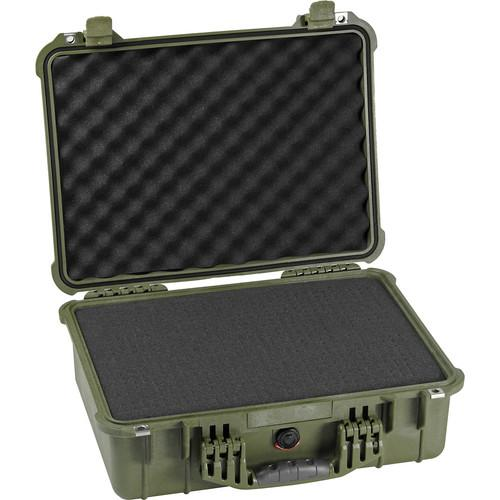 Pelican 1520 Case with Foam (Yellow) 1520-000-240