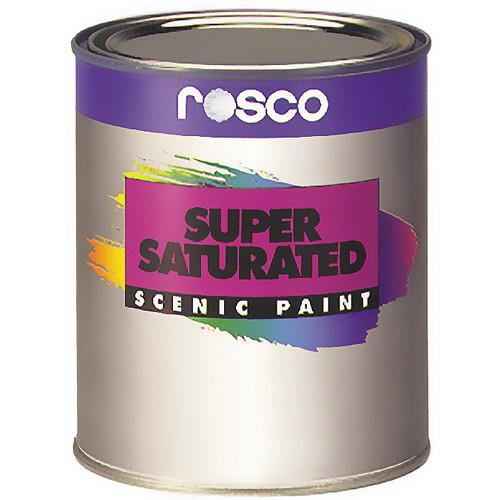 Rosco Supersaturated Roscopaint - Purple - 1 Quart 150059790032