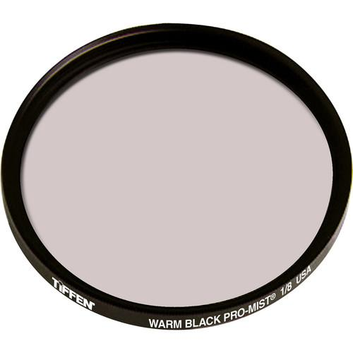 Tiffen 52mm Warm Black Pro-Mist 1/8 Filter 52WBPP18