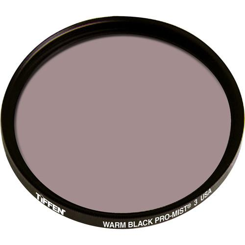 Tiffen 67mm Warm Black Pro-Mist 1/8 Filter 67WBPM18