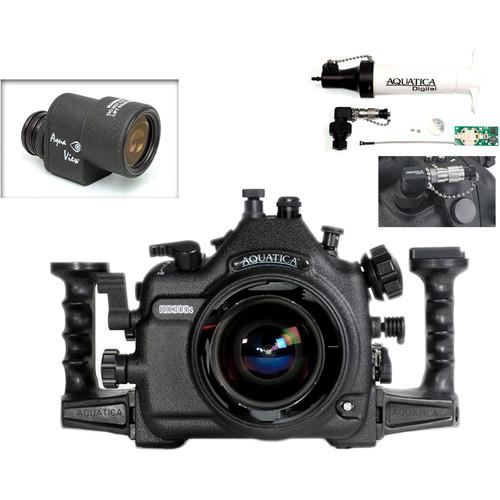 Aquatica AD300s Underwater Housing for Nikon D300s 20064-HYB-VF