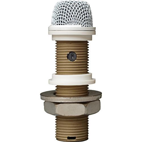 Astatic 2220VPW Boundary Microphone (White) 2220VPW - DSP