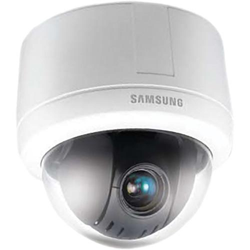 Samsung 600 TVL True Day/Night PTZ Dome Camera SCP-3120VH