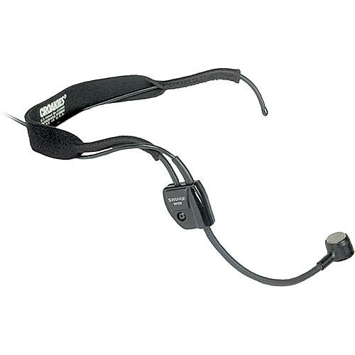 Shure WH20 Headset Mic with TA4F Connector for Shure WH20TQG