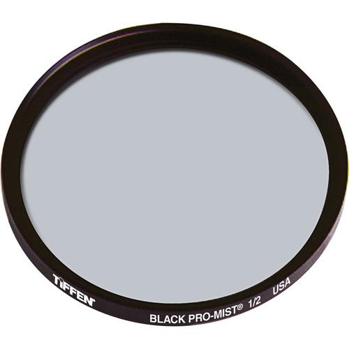 Tiffen  62mm Black Pro-Mist 1/2 Filter 62BPM12