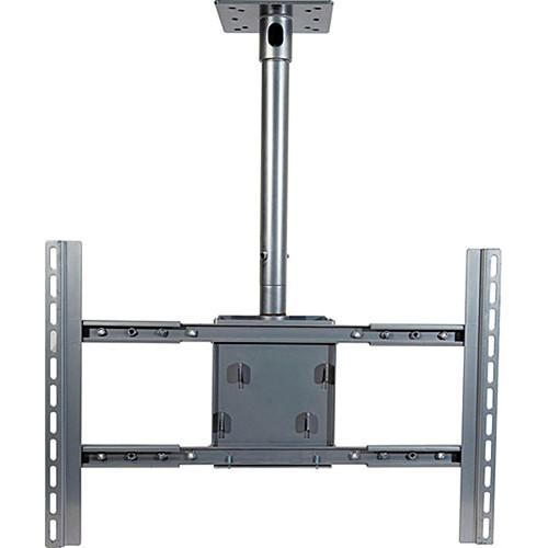 Video Mount Products PDS-LC Large Flat Panel Ceiling PDS-LCB