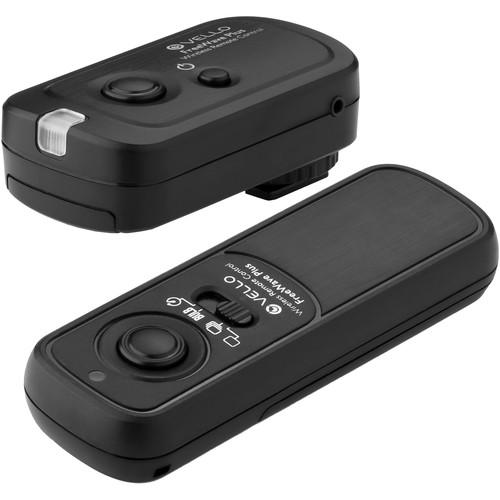 Vello FreeWave Plus Wireless Remote Shutter Release RWII-S