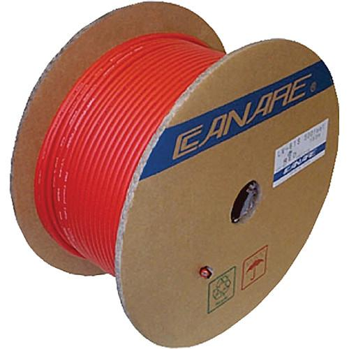 Canare LV-61S Video Coaxial Cable (500' / Orange) LV-61S 153M