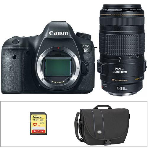 User Manual Canon Eos 6d Dslr Camera With 24 105mm F4l Lens