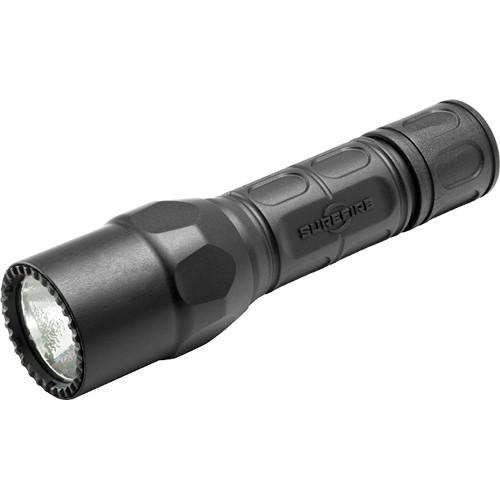 SureFire G2X Tactical LED Flashlight (Black) G2X-C-BK