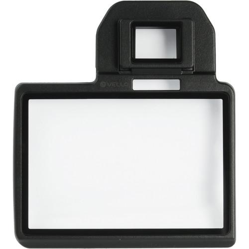 Vello Snap-On Glass LCD Screen Protector for Nikon SPSO-ND800