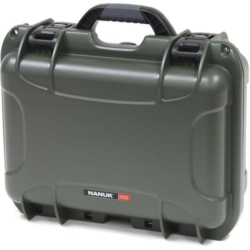 Nanuk 915 Case with Padded Dividers (Graphite) 915-2007
