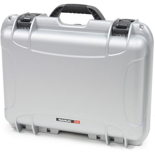 Nanuk  925 Case with Foam (Graphite) 925-1007