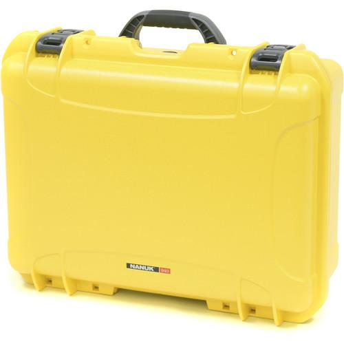 Nanuk  940 Large Series Case (Yellow) 940-0004