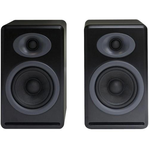 Audioengine P4 2-Way Passive Bookshelf Speakers AP4N