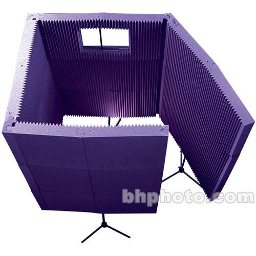 Auralex MAX-Wall 1141 - Portable Recording Booth Kit MAX1141CHA