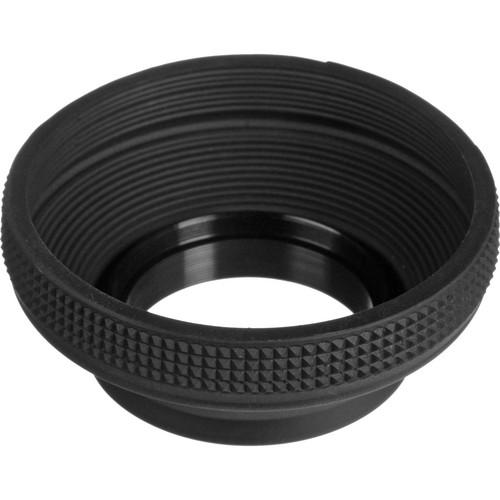 B W  49mm #900 Rubber Lens Hood 65-069598