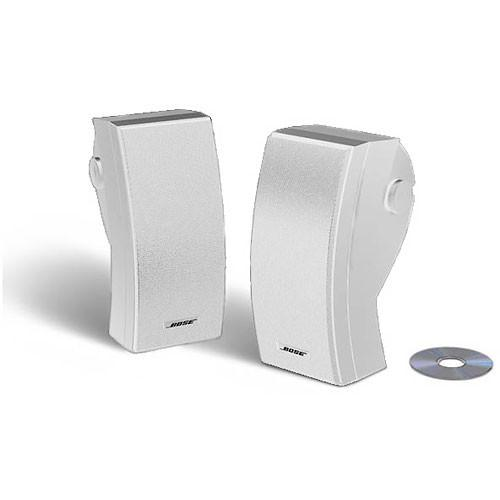 Bose 251 Outdoor Environmental Speakers (White) 24644