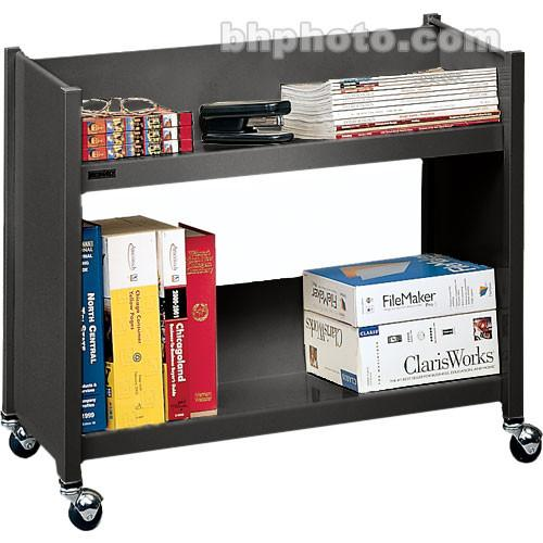 Bretford Mobile Utility Truck with 2 Slanted Shelves - R227-AL