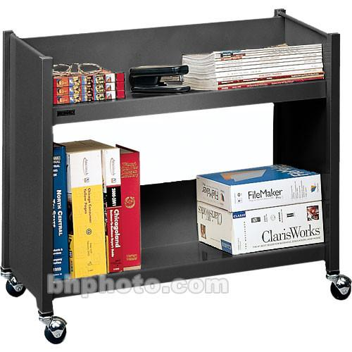 Bretford Mobile Utility Truck with 2 Slanted Shelves - R227-PL