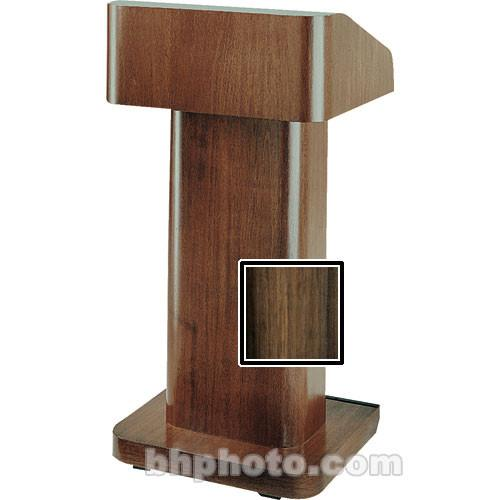 Da-Lite 25-in. Contemporary Pedestal Lectern With Sound 74600HWV