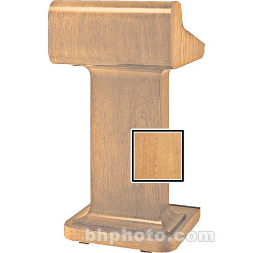 Da-Lite Traditional Pedistal Lectern with Sound - Light 74604LOV