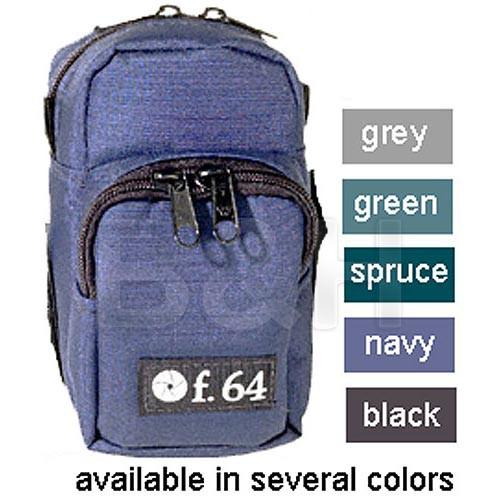 f.64  AS Action Pouch, Small - Gray ASG