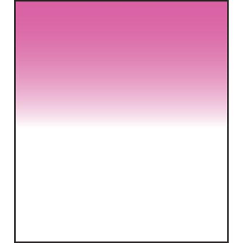 LEE Filters 100 x 150mm Hard-Edge Graduated Pink 1 Filter PG1H