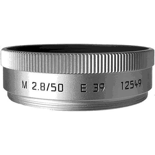 Leica  Lens Hood for 50mm f/2.8 M (Chrome) 12549