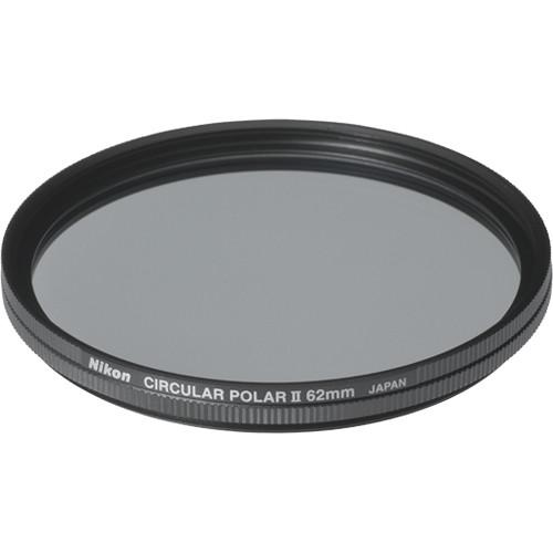 Nikon  62mm Circular Polarizer II Filter 2252