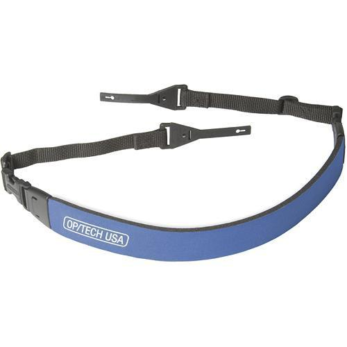 OP/TECH USA  Fashion Strap (Navy Blue) 1603002