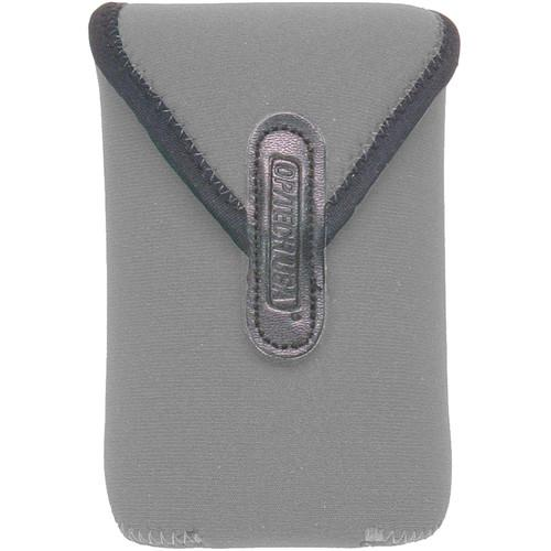 OP/TECH USA PDA/Cam Micro Soft Pouch (Steel Gray) 6411444, OP/TECH, USA, PDA/Cam, Micro, Soft, Pouch, Steel, Gray, 6411444,