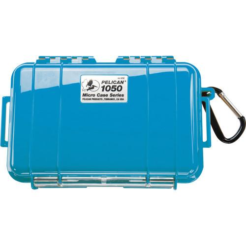 Pelican 1050 Solid Micro Case (Blue) 1050-025-120