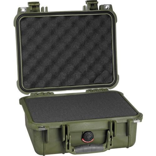 Pelican 1400 Case with Foam (Orange) 1400-000-150