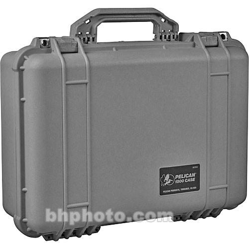 Pelican 1500NF Case without Foam (Black) 1500-001-110