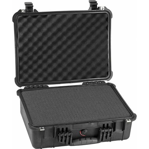 Pelican 1520 Case with Foam (Silver) 1520-000-180