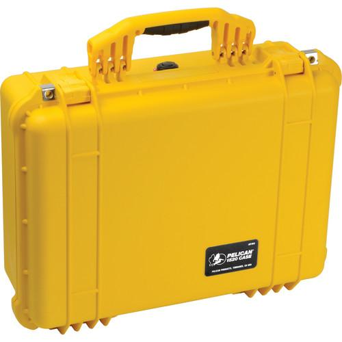 Pelican 1520NF Case without Foam (Black) 1520-001-110