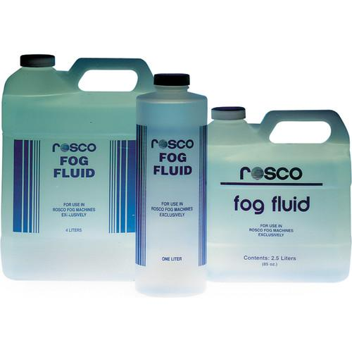 Rosco Rosco Clear Fog Fluid - 4 Liter 200086000135