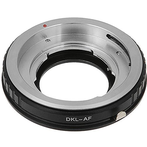 User manual FotodioX Pro Lens Mount Adapter for Mamiya RZ67